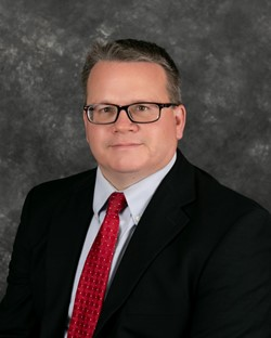 Head shot of Michael Krause Assistant Superintendent Business Services